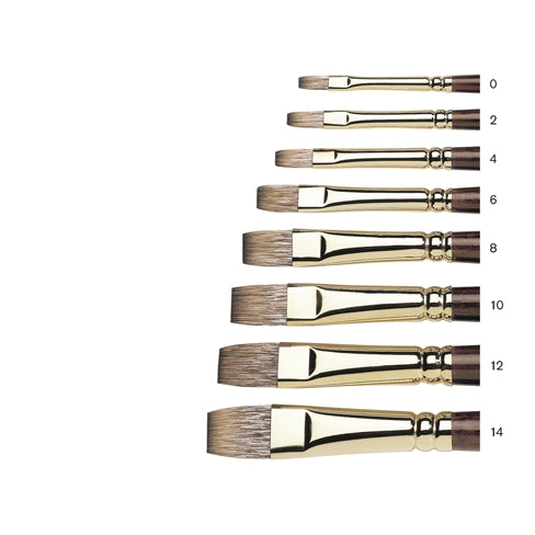 Winsor Newton Monarch Brushes - Wyndham Art Supplies