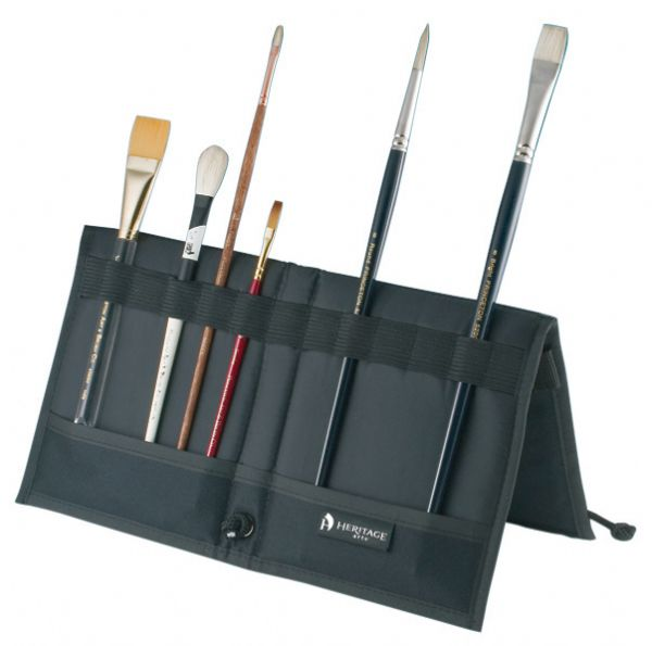 Heritage Arts Brush & Tool Holder - Wyndham Art Supplies