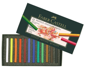 Faber-Castell Polychromos Soft Pastel Sets - Wyndham Art Supplies