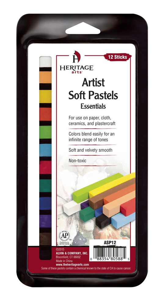 Heritage Soft Pastel Sets - Wyndham Art Supplies