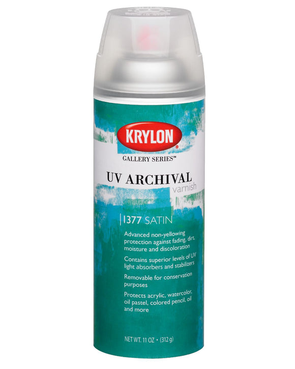 Krylon UV Archival Varnish - Wyndham Art Supplies