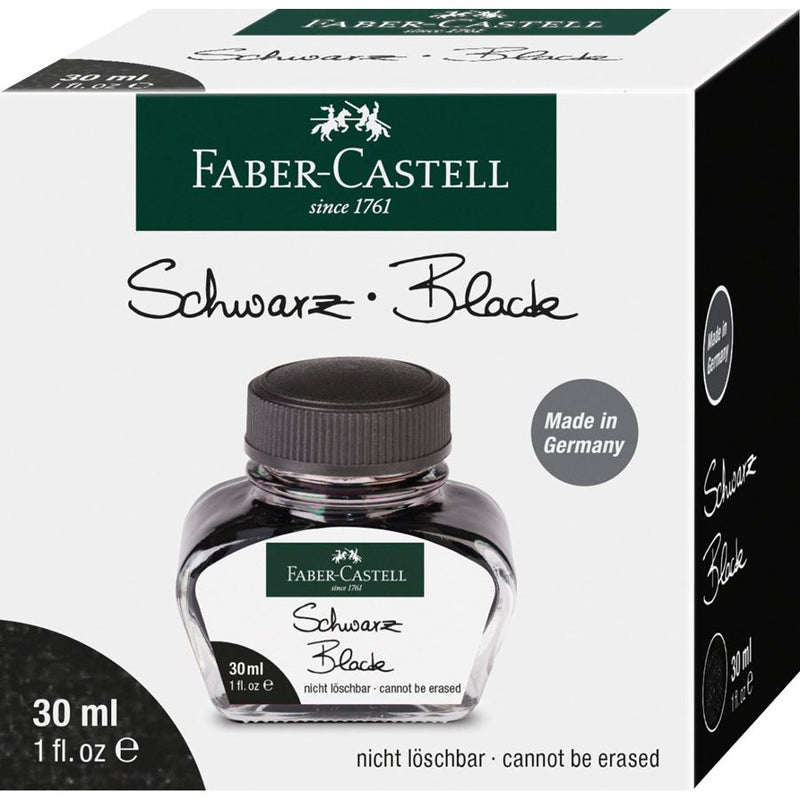 Faber Castell Ink Bottles - Wyndham Art Supplies
