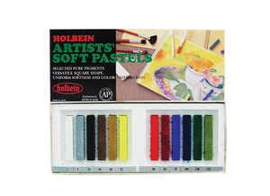 Holbein Soft Pastels Set of 12