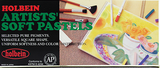 Holbein Soft Pastels #1-72 - Wyndham Art Supplies