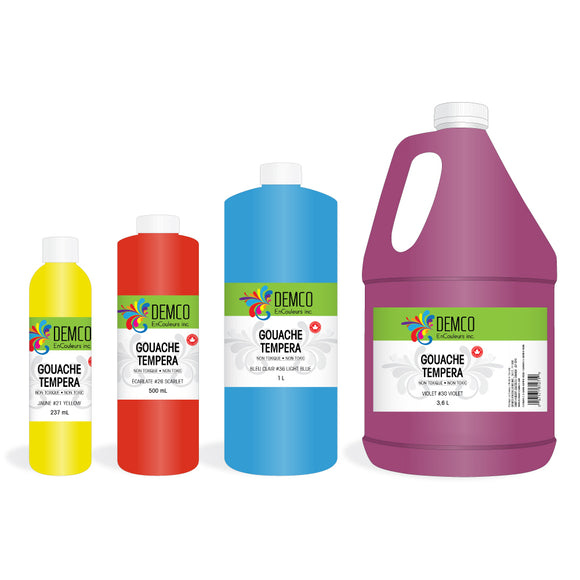 Demco Tempera Paint - Wyndham Art Supplies