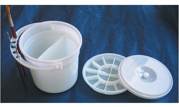 FC Brush Washer Plastic - Wyndham Art Supplies