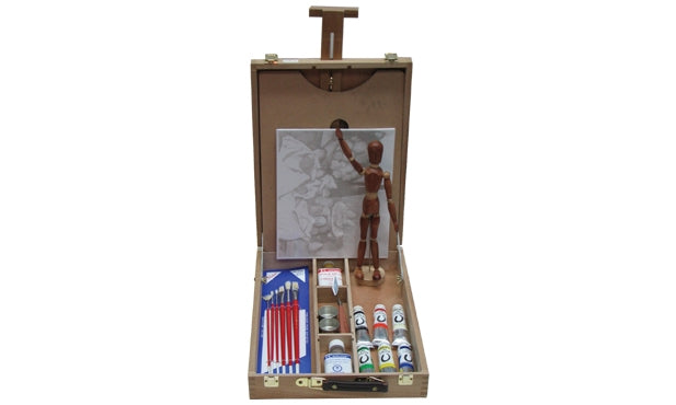 Easel Artist Sketch Box - Wyndham Art Supplies