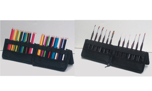 Brush Case Foldable - Wyndham Art Supplies