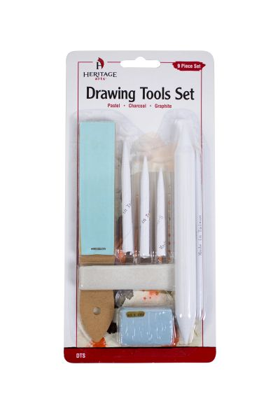 HA Drawing Tools Set (9) - Wyndham Art Supplies
