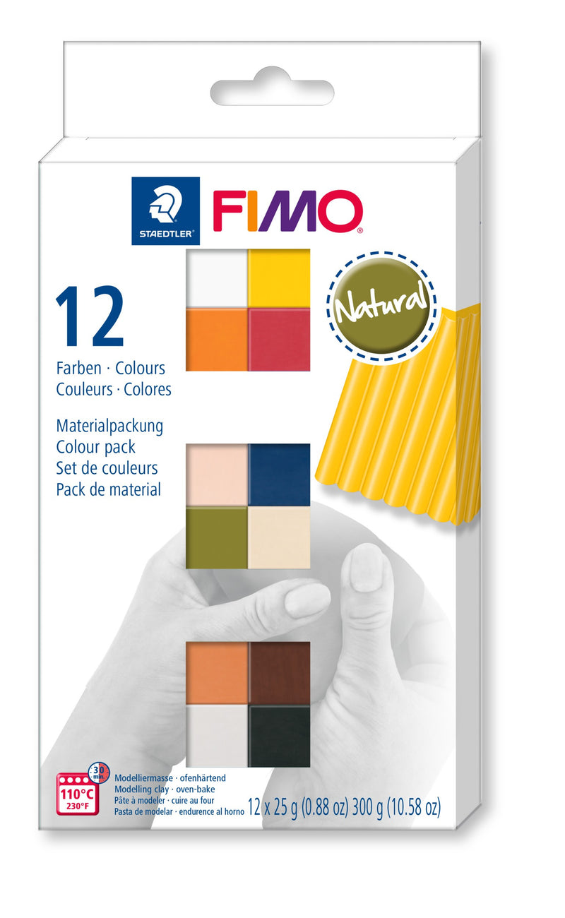 Fimo Soft Polymer Clay Half Block Sets - Wyndham Art Supplies