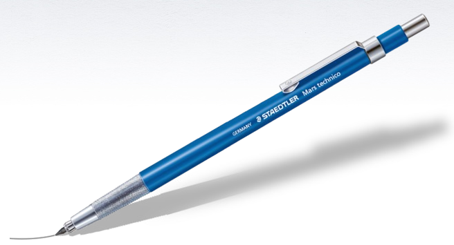 Staedtler Mars 2mm Leadholder - Wyndham Art Supplies