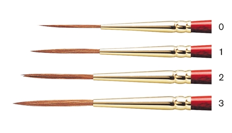 Sceptre Gold Blend Brushes - Wyndham Art Supplies