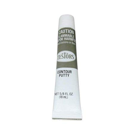 Testors Contour Putty 18ml
