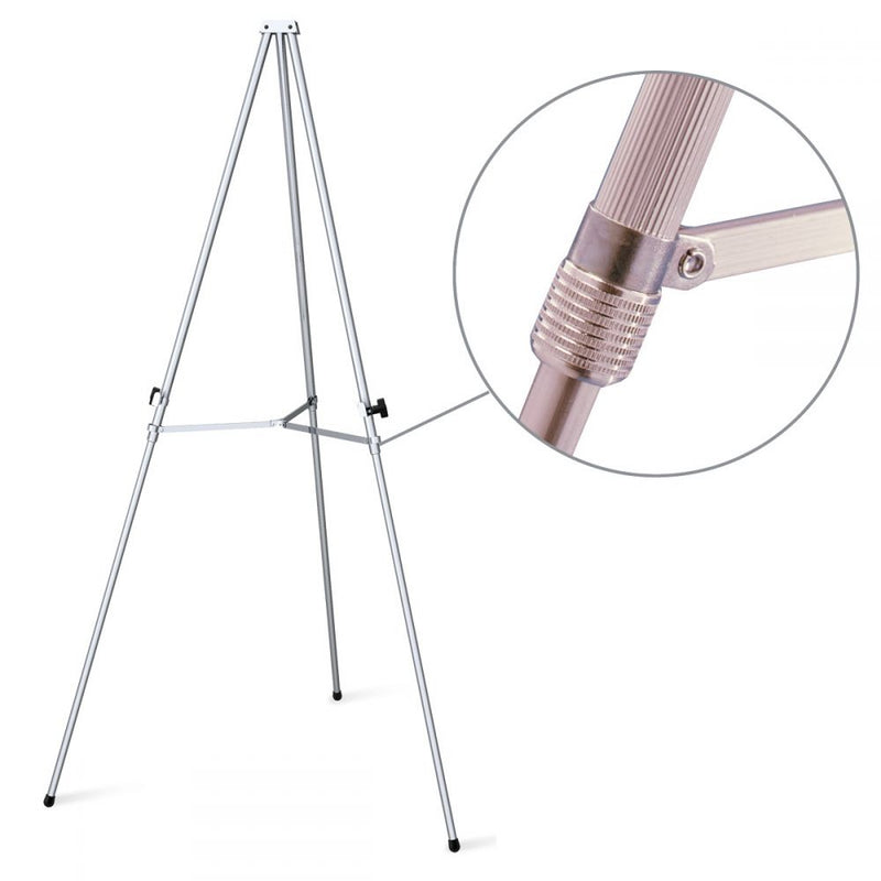 Easel Aluminum Flipchart - Wyndham Art Supplies