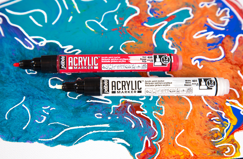 Pebeo Acrylic Marker - Wyndham Art Supplies