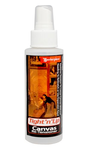 Tight'n'up Canvas Retensioner Spray