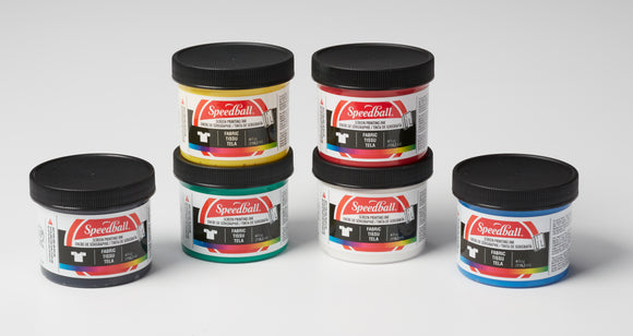 Speedball Screenprint Fabric Ink - Wyndham Art Supplies
