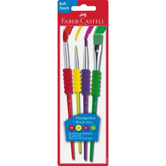 FC Soft Touch Brush Set - Wyndham Art Supplies