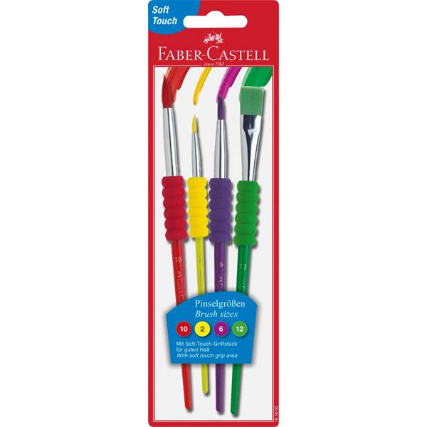 Soft Touch Brush Set - Wyndham Art Supplies