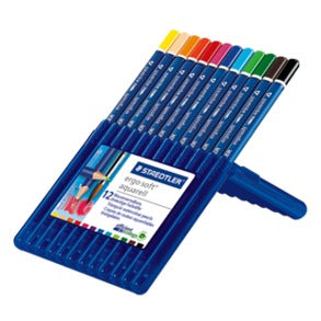 Ergosoft Watercolour Pencil Crayon Sets - Wyndham Art Supplies