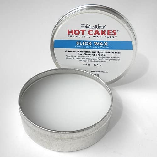 Enkaustikos Hot Slick Wax Cakes 6oz