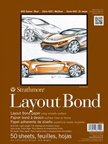 Strathmore Layout Bond Pads