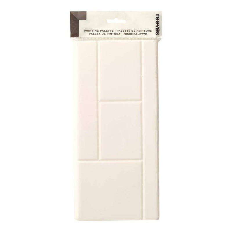 Reeves Plastic Palette (24) - Wyndham Art Supplies
