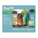 Fluid 100 Watercolour Pochette - Wyndham Art Supplies