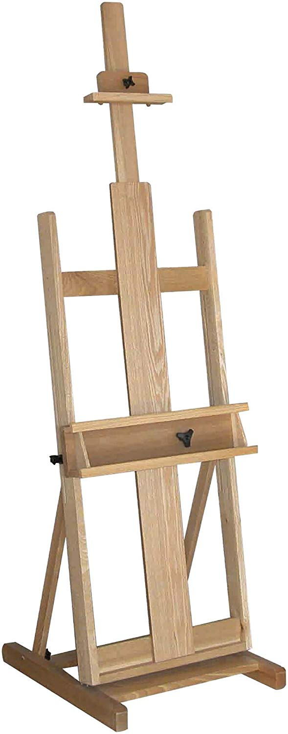 Easel H-Frame Mega - Wyndham Art Supplies
