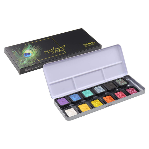 Fine Tec Opaque Watecolour Sets - Wyndham Art Supplies
