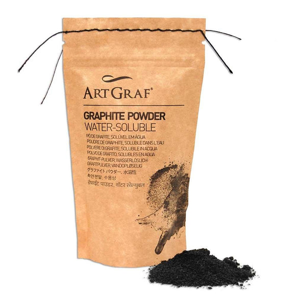 ArtGraf Graphite Powder 100g - Wyndham Art Supplies