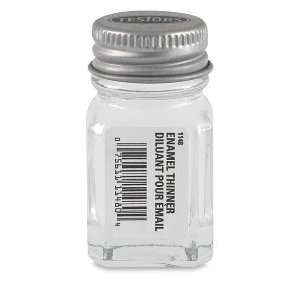 Testors Thinner 1/4oz - Wyndham Art Supplies