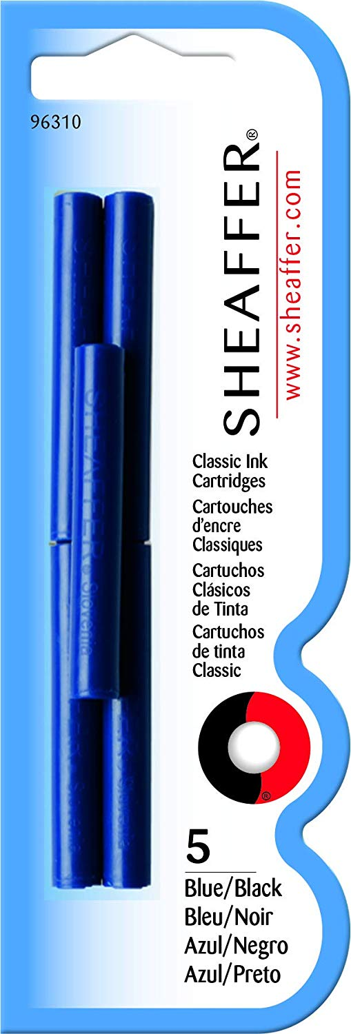 Sheaffer Ink Cartridge (5) - Wyndham Art Supplies