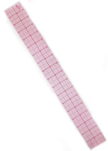 "Graph Ruler 18"" - 0 Center - Wyndham Art Supplies"
