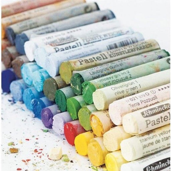 Schmincke Soft Pastels (A) - Wyndham Art Supplies