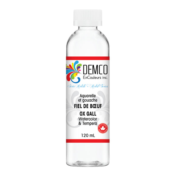 DEMCO Ox Gall 120ml - Wyndham Art Supplies
