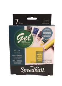 Speedball Gel Block Printing Kit - Wyndham Art Supplies