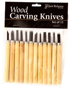 Wood Carving Knife Sets - Wyndham Art Supplies