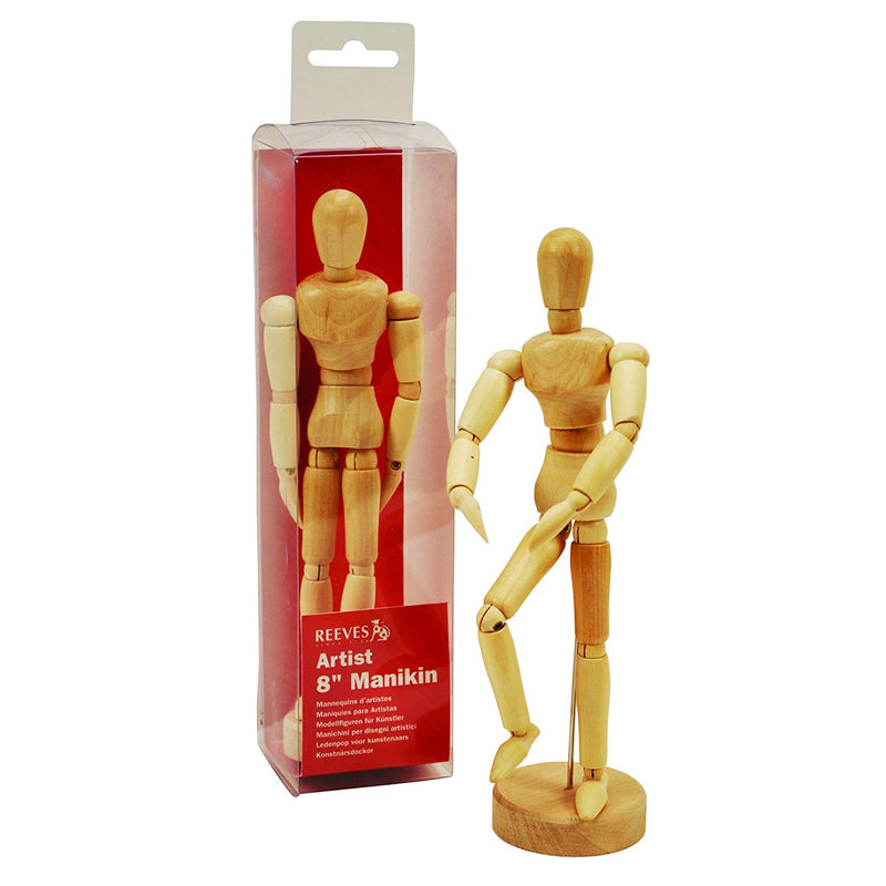 "MANIKIN 8"" - Wyndham Art Supplies"