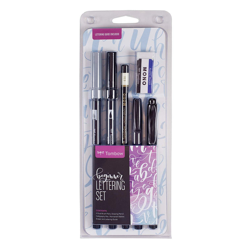 Tombow Lettering Sets - Wyndham Art Supplies