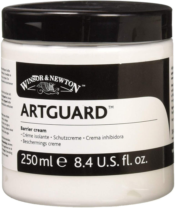 Winsor & Newton Artguard Barrier Cream, 250ml - Wyndham Art Supplies