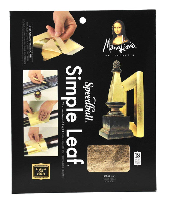 Mona Lisa Simple Leaf - Wyndham Art Supplies