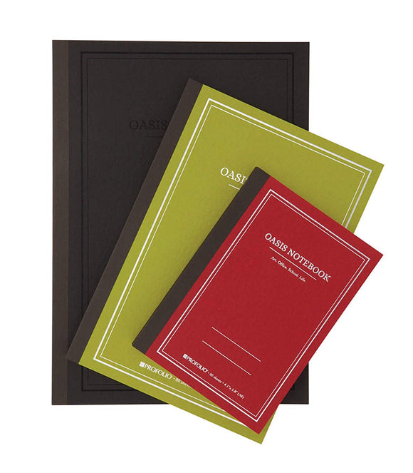 Oasis Notebooks - Wyndham Art Supplies
