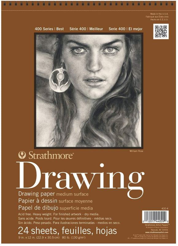 Strathmore Drawing Pad - Wyndham Art Supplies