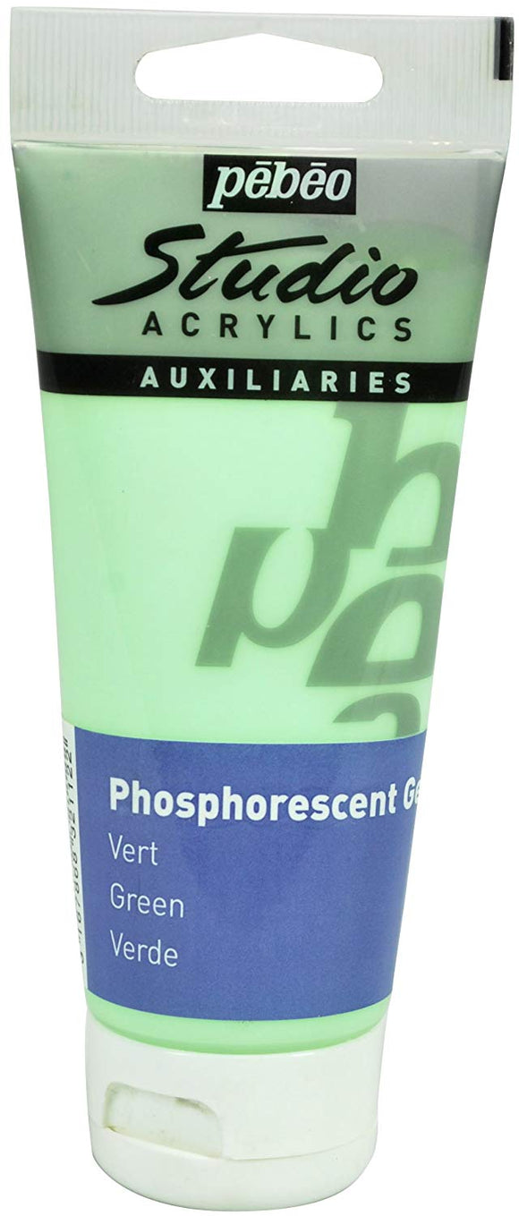 Pebeo SA Phosphorescent Gel - Wyndham Art Supplies