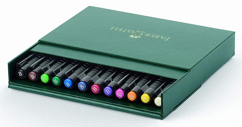 Faber Castell Pitt Pen Brush sets - Wyndham Art Supplies