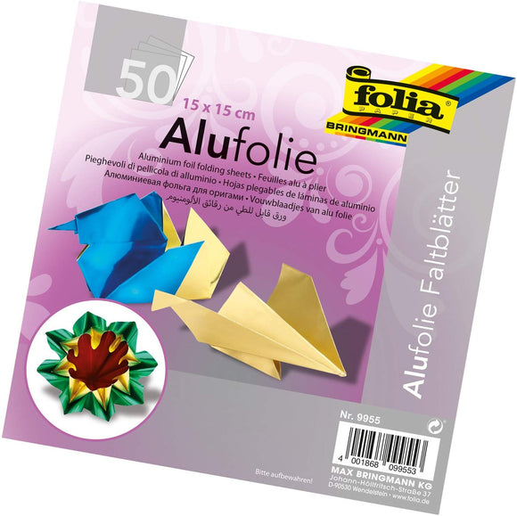 Origami Folia FOIL - Wyndham Art Supplies