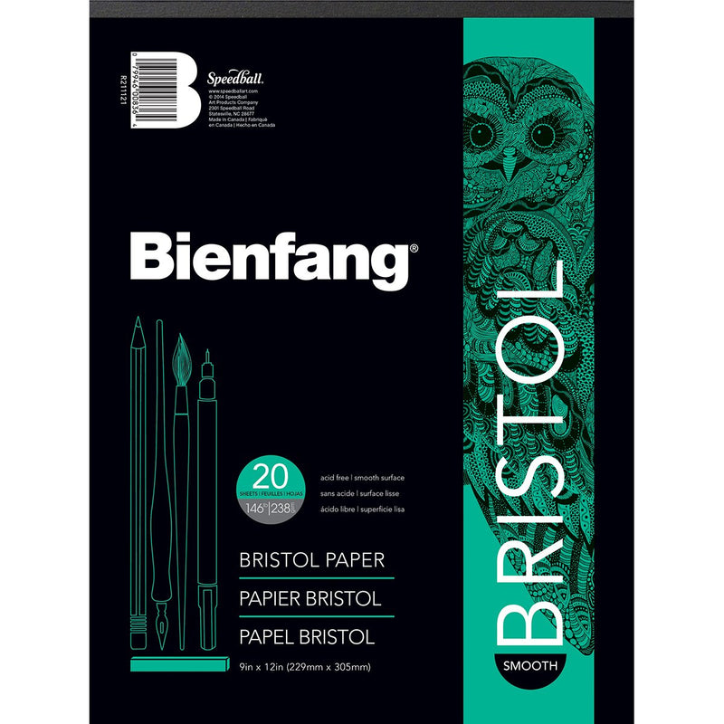 Bienfang Bristol 9x12 - Wyndham Art Supplies