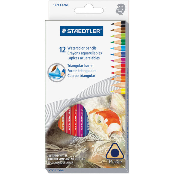 Staedtler Watercolour Pencils - Wyndham Art Supplies