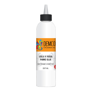 DEMCO Fabric Glue 120ml - Wyndham Art Supplies